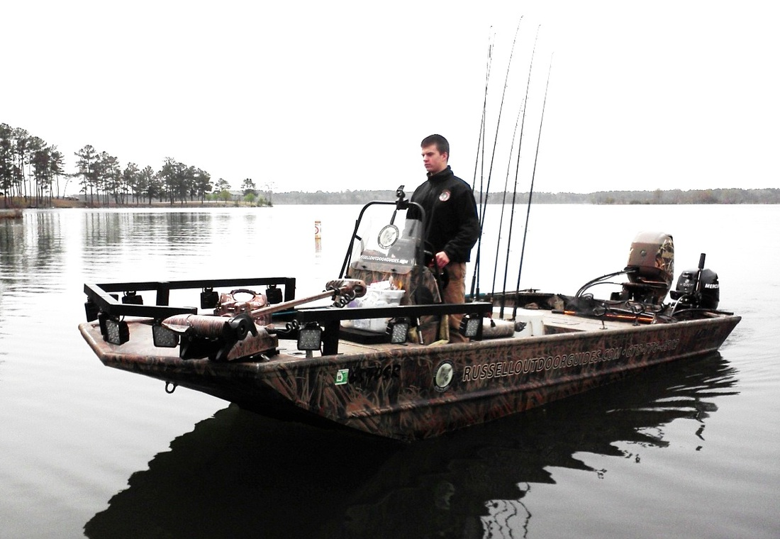Bowfishing fishing russell outdoor guides for Outdoor fishing